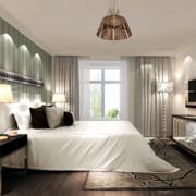 日式小户型卧室图例