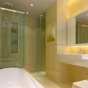 三室两厅洗手间瓷砖