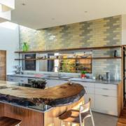 混搭风格厨房复古吧台装饰