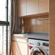 公寓简约风格楼梯装饰效果图