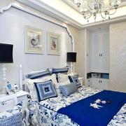 欧式卧室石膏板餐厅背景墙装饰