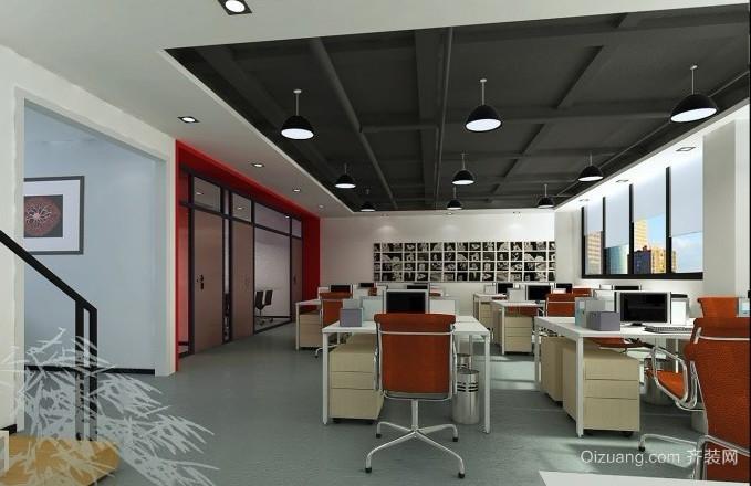 能创造无限价值的办公室装修效果图