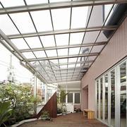复式楼阳台采光设计
