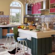 厨房飘窗设计图