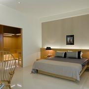 日式简约卧室装饰图