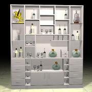 酒柜设计整体设计