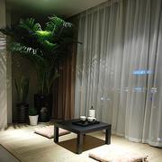 现代化简约阳台榻榻米装饰