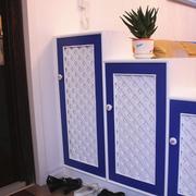 地中海风格玄关鞋柜装饰