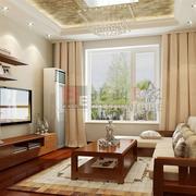新中式客厅吊顶