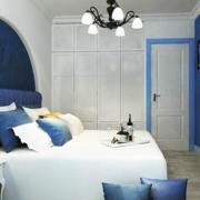 唯美的卧室背景墙图