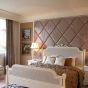 欧式简约风格卧室墙饰装饰
