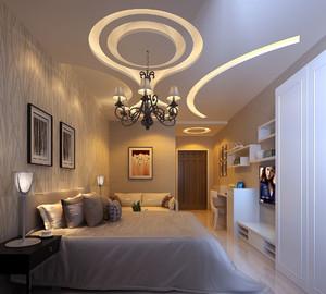 三室一厅公寓装修效果图