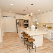 别墅美式白色系厨房装饰