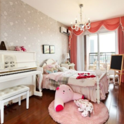 儿童房欧式粉色款