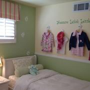 韩式清新风格卧室装饰