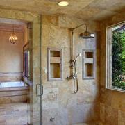 现代别墅卫生间设计