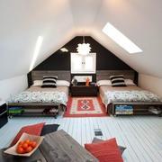 温馨简约卧室图片