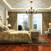 精美卧室新古典