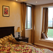中式造价昂贵的奢华型客厅