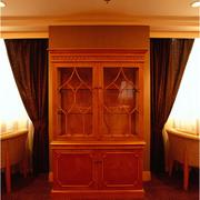 东南亚简约风格整体酒柜装饰