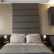 房间卧室背景墙设计
