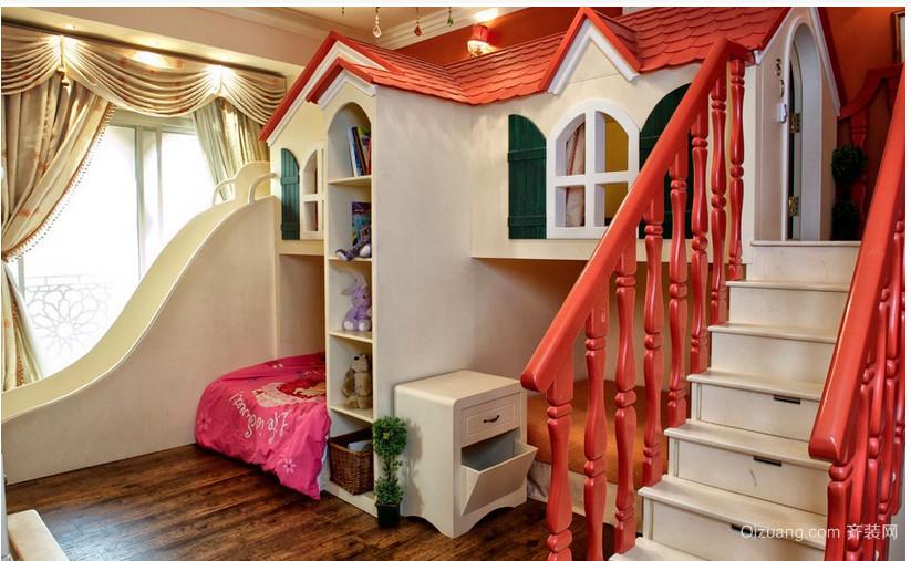 东南亚儿童房装修效果图