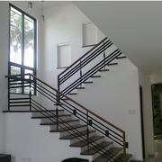 中式阁楼楼梯大户型