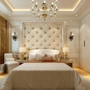 卧室背景墙欧式款
