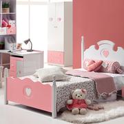 儿童房简约风格置物架装饰