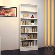现代简约风格整体书架设计