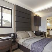 精致现代大房间卧室