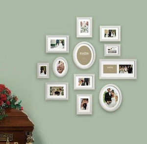 客厅形象墙设计装修效果图