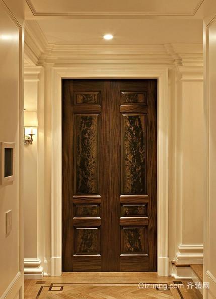 小别墅家庭tata木门装修设计效果图