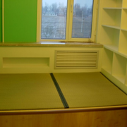 书房简约风格榻榻米装饰