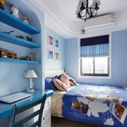 儿童房设计清新色