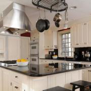 美式简约风格厨房灯饰装饰
