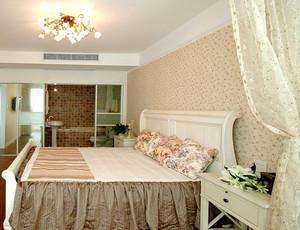 清新淡雅小户型卧室墙面设计