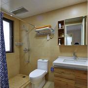 日式简约风格卫生间吊顶装饰