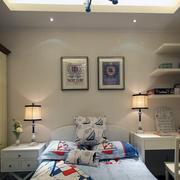 公寓卧室空间欧式款
