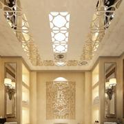 欧式别墅奢华吊顶装饰