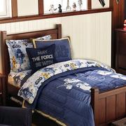 混搭风格的实木床