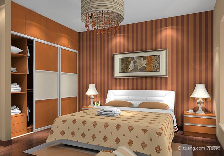 50平米小户型小卧室装修效果图