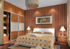 中式简约风格卧室装饰