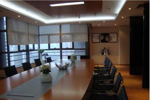 地中海办公室装修效果图