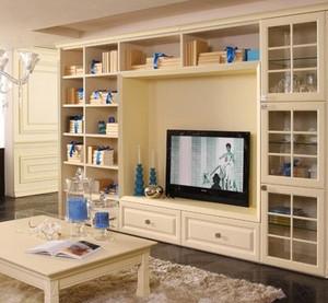 居家客厅电视柜效果图