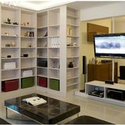现代简约风格开放式鞋柜装饰