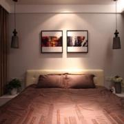 后现代风格深色卧室衣柜装饰