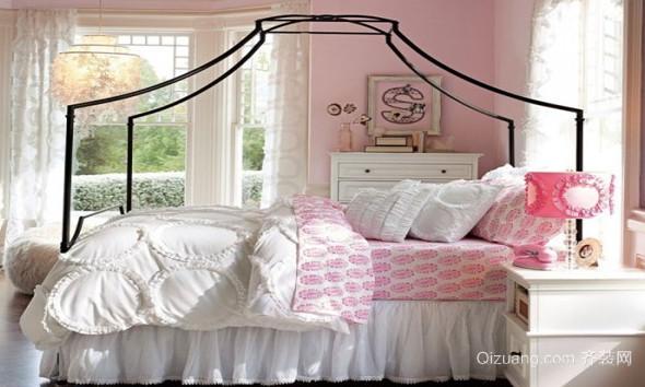 110平米梦幻精致风格儿童房设计装修效果图