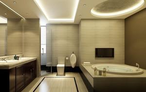 后现代风格简约卫生间装修