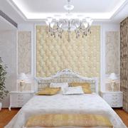 卧室背景墙小户白色款